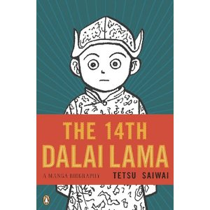 Acheter The 14th Dalai Lama - A Manga Biography sur Amazon