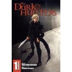 Acheter Dark Hunters sur Amazon