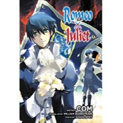 Acheter Romeo X Juliet Omnibus sur Amazon