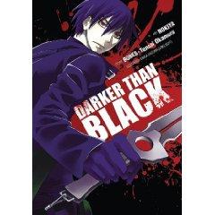 Acheter Darker than Black Omnibus sur Amazon