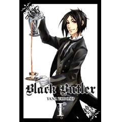 Acheter Black Butler sur Amazon