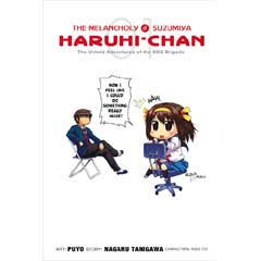 Acheter The Melancholy of Suzumiya Haruhi-chan sur Amazon