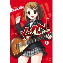 Acheter K-On!! sur Amazon