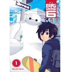 Acheter Big Hero 6 sur Amazon
