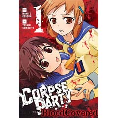 Acheter Corpse Party - Blood Covered sur Amazon