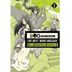 Acheter Log Horizon: The West Wind Brigade sur Amazon