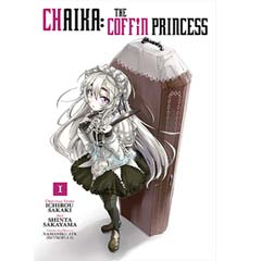 Acheter Chaika the Coffin Princess sur Amazon