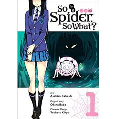 Acheter So I'm a Spider, So What? sur Amazon