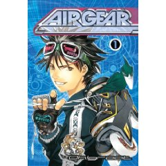Acheter Air Gear sur Amazon