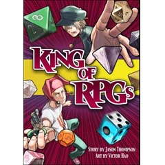 Acheter King of RPGs sur Amazon