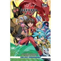 Acheter Bakugan Brawlers the manga sur Amazon