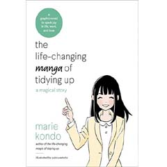 Acheter The Life-Changing Manga of Tidying Up sur Amazon
