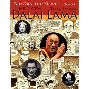 Acheter Biographic Novel - The 14th Dalai Lama sur Amazon
