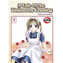 Acheter A Tale of an Unknown Country sur Amazon