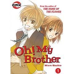 Acheter Oh! My Brother sur Amazon