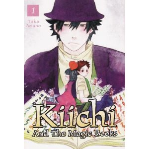 Acheter Kiichi and the Magic Books sur Amazon