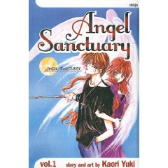 Acheter Angel Sanctuary sur Amazon