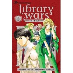 Acheter Library Wars - Love & War sur Amazon