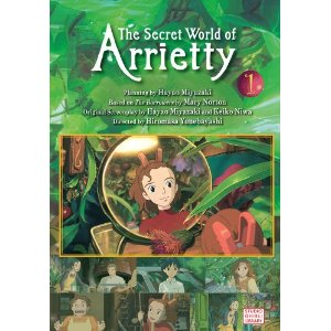 Acheter Arrietty - Anime Comic sur Amazon