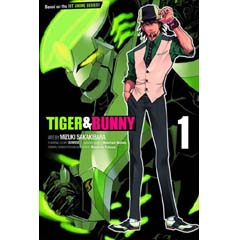 Acheter Tiger and Bunny sur Amazon