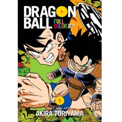 Acheter Dragon Ball in Full Color sur Amazon