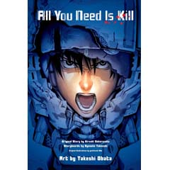 Acheter All You Need is Kill sur Amazon