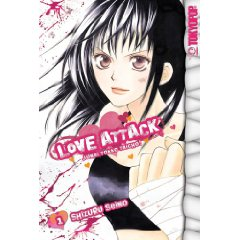 Acheter Love Attack sur Amazon