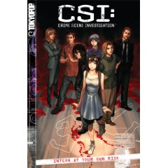 Acheter CSI sur Amazon