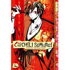Acheter Red Hot Chili Samurai sur Amazon