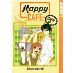 Acheter Happy Cafe sur Amazon