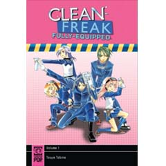 Acheter Mr. Clean-Freak Fully Equipped sur Amazon