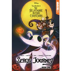 Acheter The Nightmare Before Christmas : Zero's Journey sur Amazon
