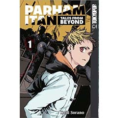 Acheter Parham Itan: Tales From Beyond sur Amazon