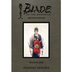 Acheter Blade of the immortal Deluxe sur Amazon