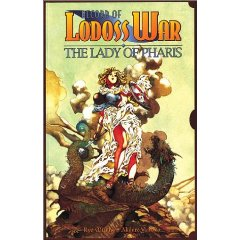 Acheter Record of Lodoss War - The Lady of Pharis sur Amazon