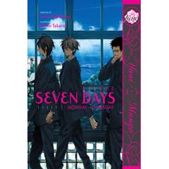Acheter Seven Days - Monday-Thursday sur Amazon