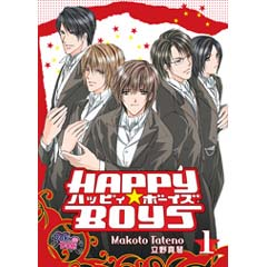 Acheter Happy Boys sur Amazon