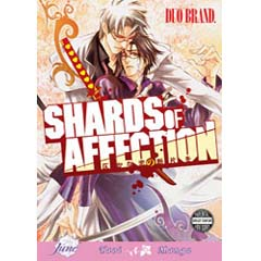 Acheter Shards of affection sur Amazon
