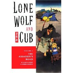 Acheter Lone Wolf and Cub sur Amazon