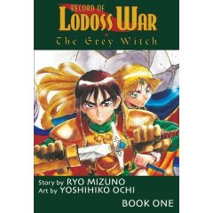 Acheter Record of Lodoss War - The Grey Witch sur Amazon