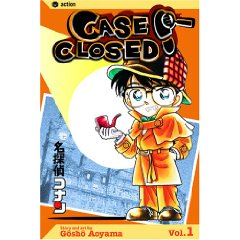 Acheter Case Closed sur Amazon