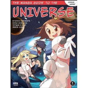 Acheter The Manga Guide to Universe sur Amazon