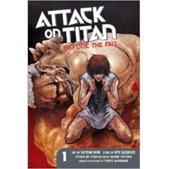 Acheter Attack on Titan - Before the Fall sur Amazon