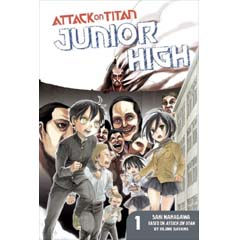 Acheter Attack on Titan - Titan Junior High sur Amazon