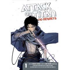 Acheter Attack on Titan - No Regrets sur Amazon