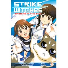 Acheter Strike Witches - Maidens in the Sky sur Amazon
