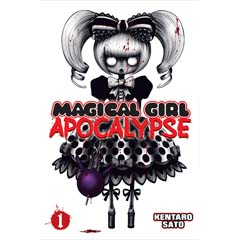 Acheter Magical Girl Apocalypse sur Amazon