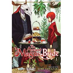 Acheter The Ancient Magus' Bride sur Amazon