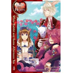 Acheter Alice in the Country of Hearts – White Rabbit and Some Afternoon Tea sur Amazon