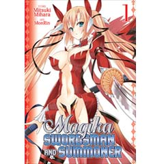 Acheter Magika Swordsman and Summoner sur Amazon